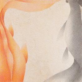 Série - POISSONS 2003 - 65x65 cm © Marie José Malargé